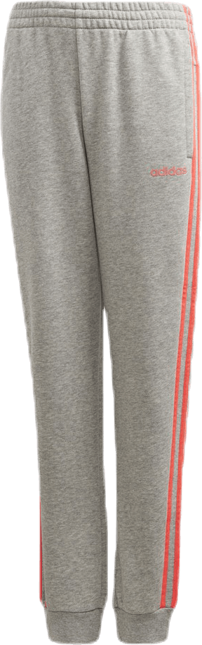 3 Stripe Girls Pants Pink/Grey