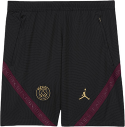 Paris Saint-Germain Strike Shorts Black