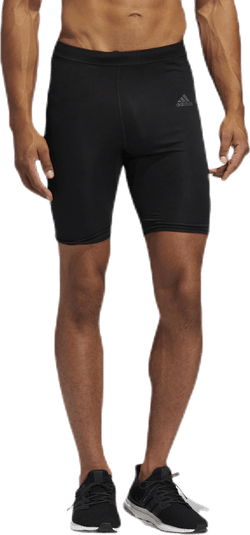 Own The Run Short Tight Black