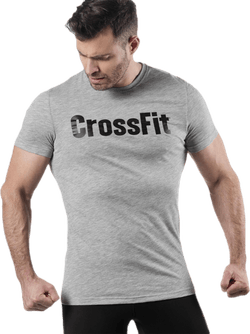 CrossFit Fef Speedwick Tee Grey