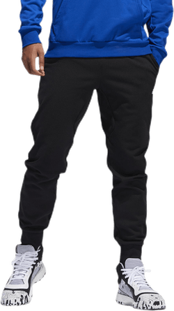 Sport Basketball Tracksuit Bottoms Black