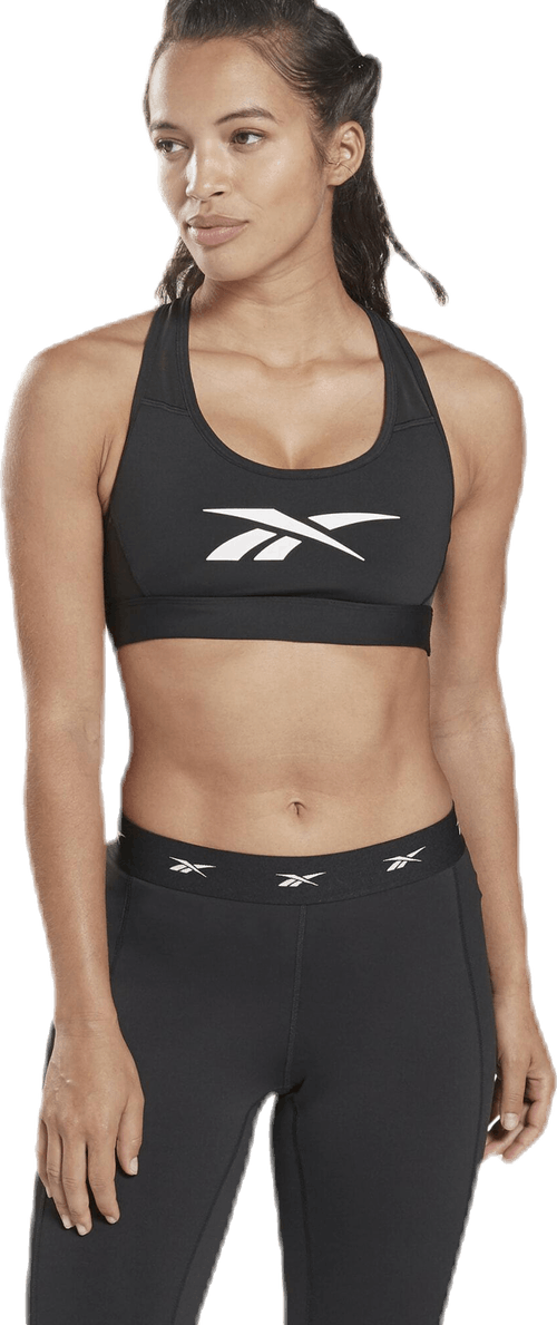 Hero Racer Pad Bra Read Black