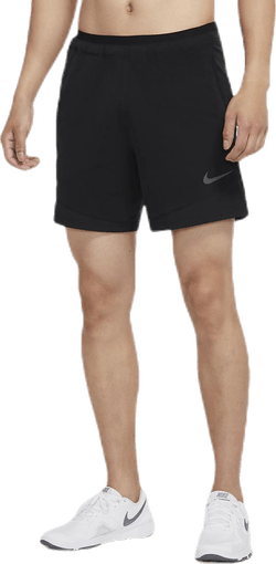 Pro Flex Rep Shorts 2.0 Black/Grey