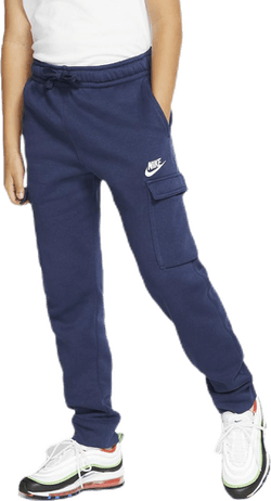 Club Cargo Pant Jr Blue