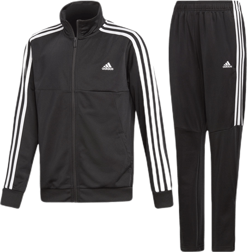 Tiro Training Set Youth White/Black