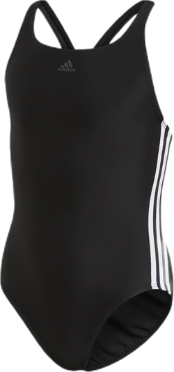 Fit Suit 3 Stripe Youth White/Black