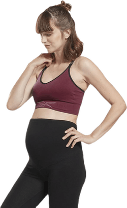 Maternity Bra Purple/Red