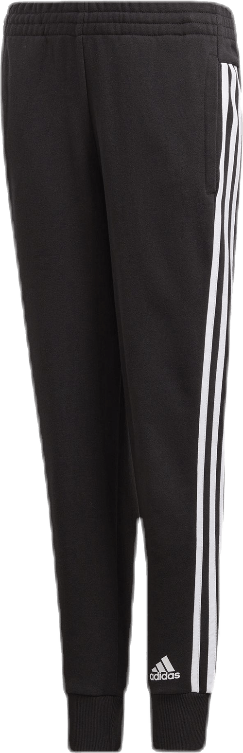 3 Stripe Girls Pants White/Black