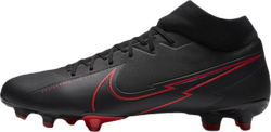 Superfly 7 Academy FG/MG Black/Grey