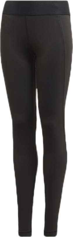 Jr Alpha Skin Tights Black