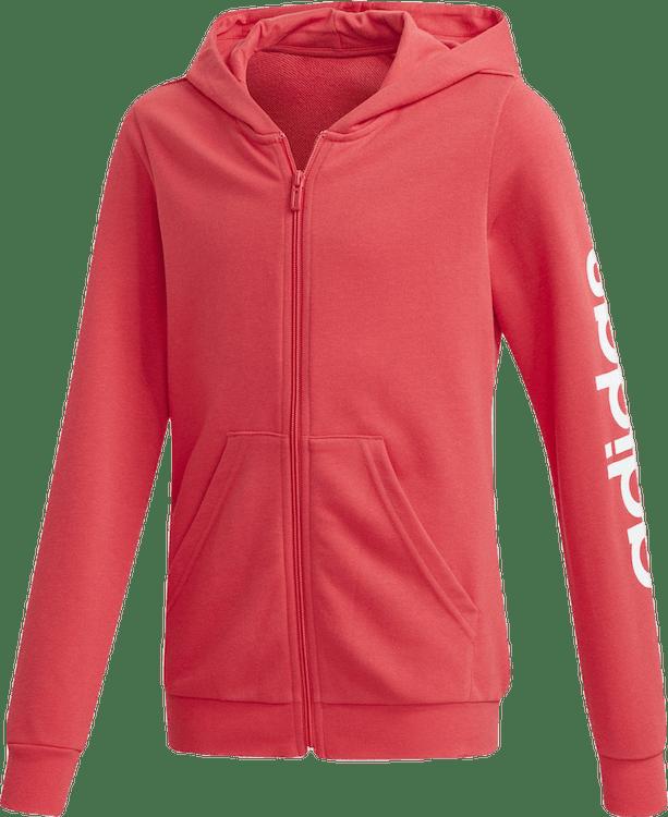 Linear Hoodie Pink