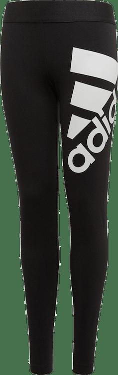 Girls Bos Big Logo White/Black