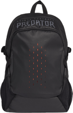 Predator Backpack Black/Red