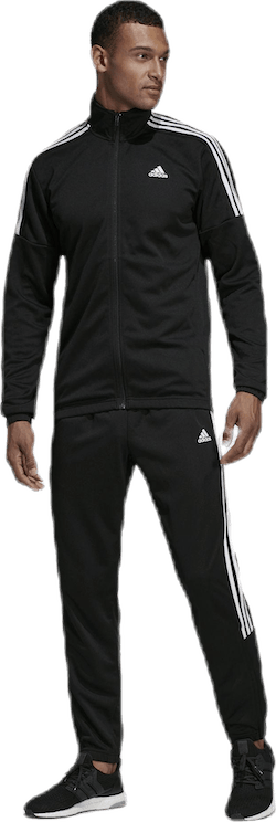 Team Sports Track Suit Black