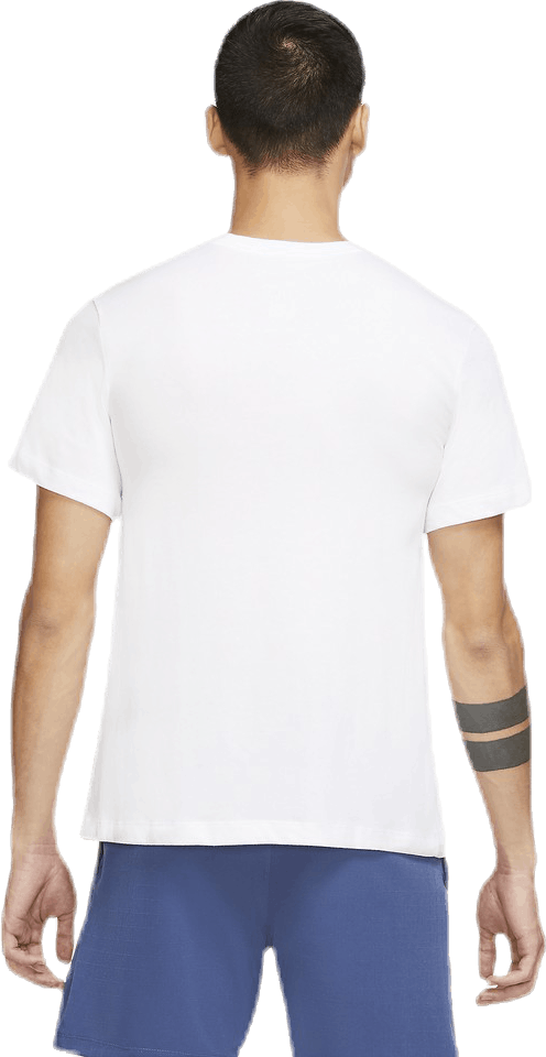 Dri-FIT Swoosh Tee White