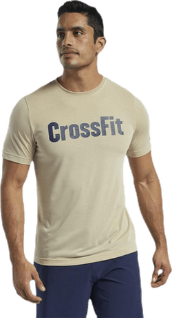 RC CrossFit Read Tee Beige