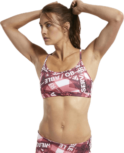 RC Skinny Bra AOP Patterned