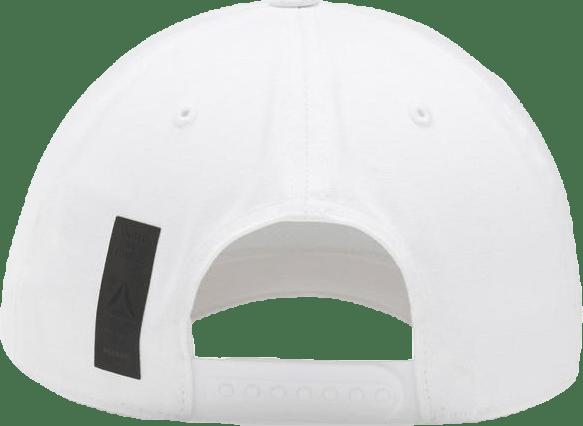 Active Enhanced Baseball Cap White