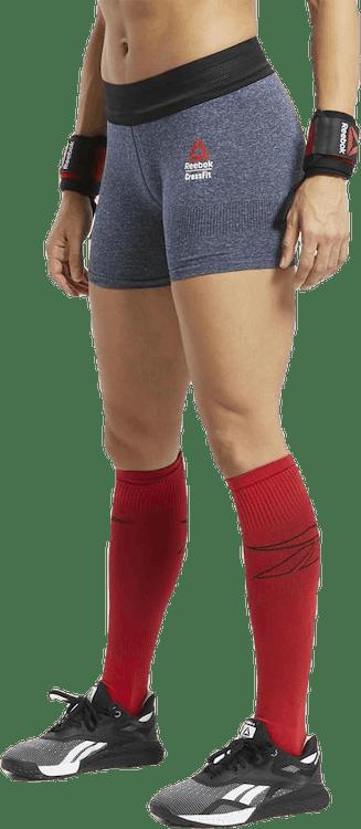 Reebok CrossFit® Games MyoKnit Booty Shorts Blue