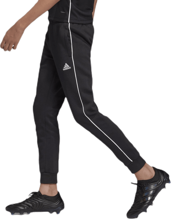 Core 18 Sweat Tracksuit Bottoms Black