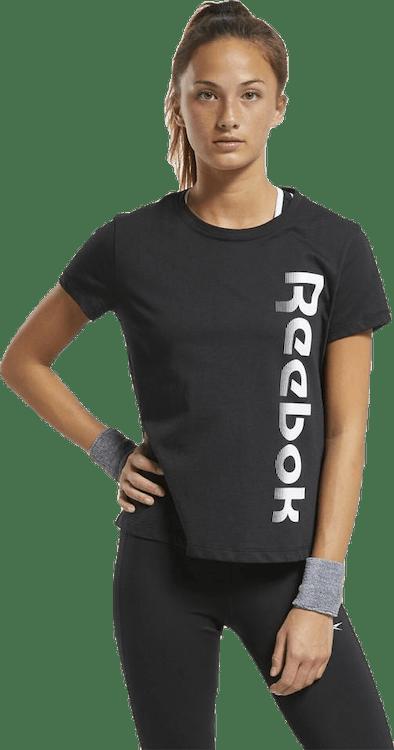 Training Essentials Graphic T-Shirt Black