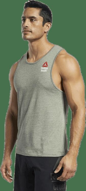 Reebok CrossFit® Games ACTIVCHILL+COTTON Tank Top Green
