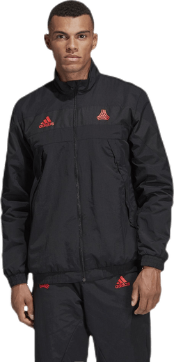 Tango Training Woven Jacket Black