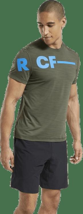 Reebok CrossFit® ACTIVCHILL T-Shirt Green
