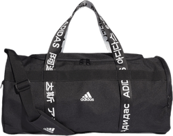4 Athletes Duffel M Black