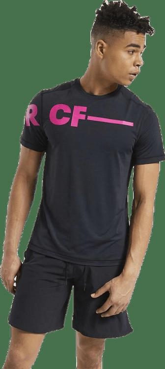 Reebok CrossFit® ACTIVCHILL T-Shirt Black