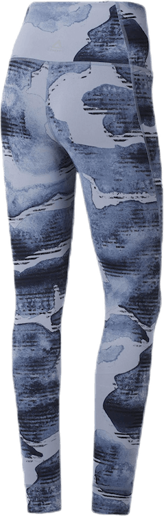 Lux Bold High Rise Blue/White