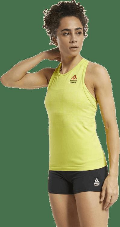 Reebok CrossFit® Games MyoKnit Tank Top Green