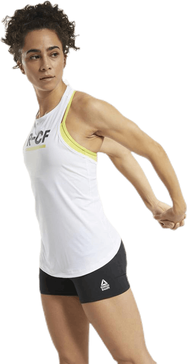 CrossFit® ACTIVCHILL Tank Top White