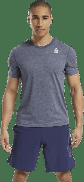 Reebok CrossFit® Burnout T-Shirt Blue