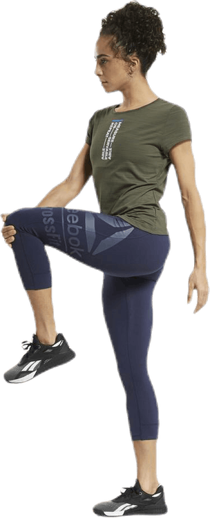 CrossFit® ACTIVCHILL T-Shirt Green