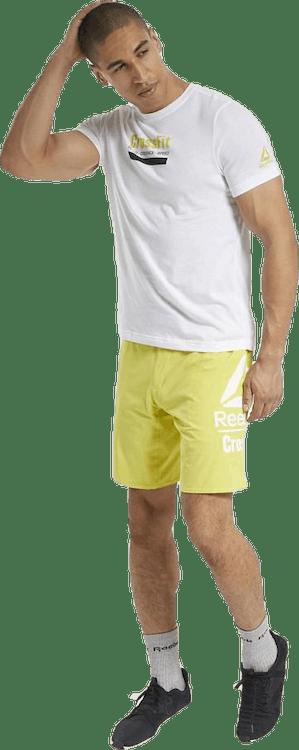 Reebok CrossFit® Prepare T-Shirt White