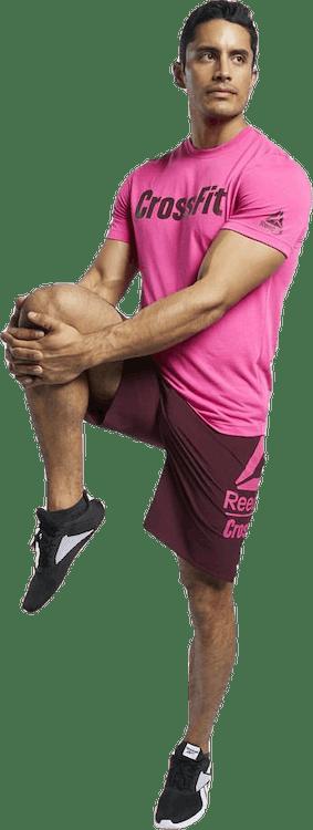 RC CrossFit Read Tee Pink