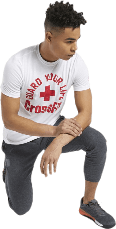 CrossFit® Guard Your Life T-Shirt White