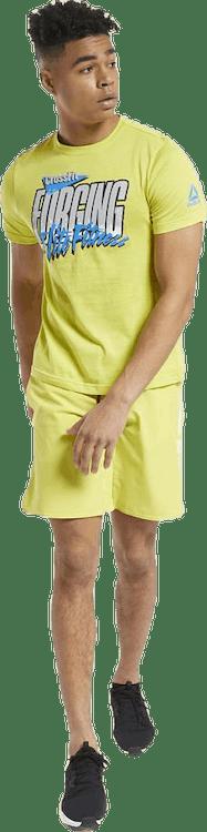 Reebok CrossFit® 90s Cali Graphic T-Shirt Green