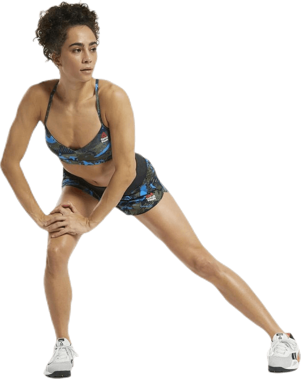 Reebok CrossFit® Low-Impact Micro Sports Bra Green