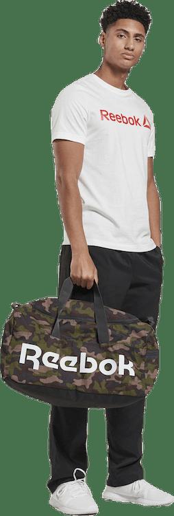 Active Core Graphic Grip Bag Medium Grey