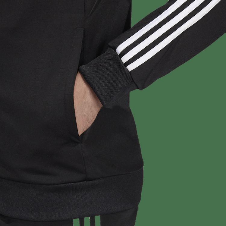 3-Stripes Tracksuit Black