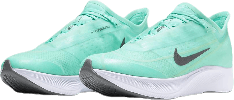 Zoom Fly 3 White/Green