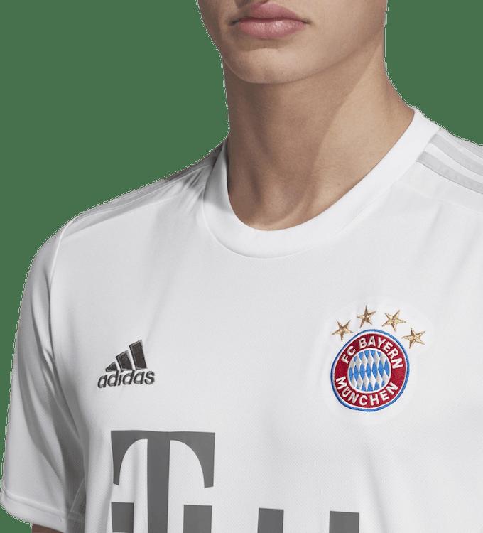 FC Bayern Home Jersey White