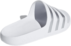 Adilette Aqua Youth White/Silver
