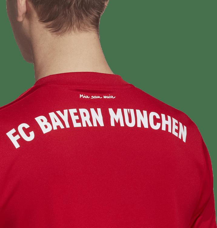 FC Bayern Home Jersey Red