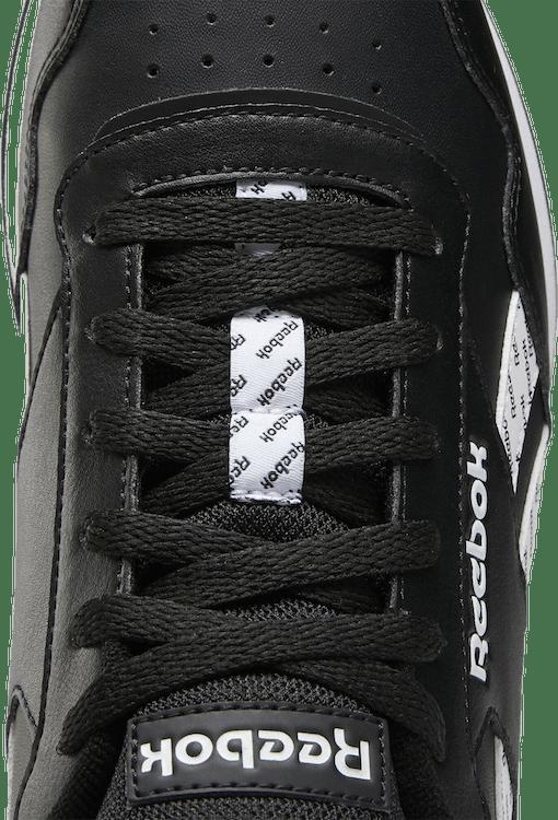 Reebok Royal Glide Ripple Clip Shoes Black