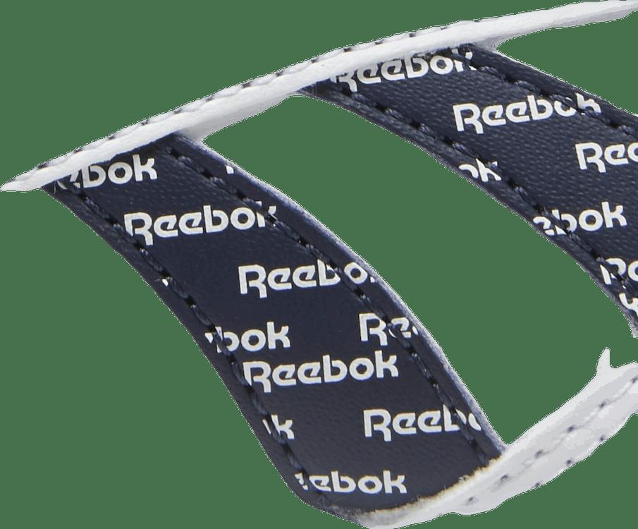 Reebok Royal Glide Ripple Clip Shoes White