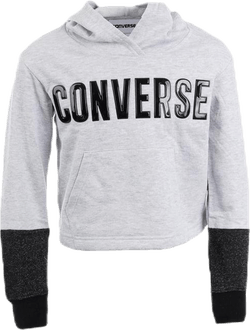 Lurex Fleece Youth Grey
