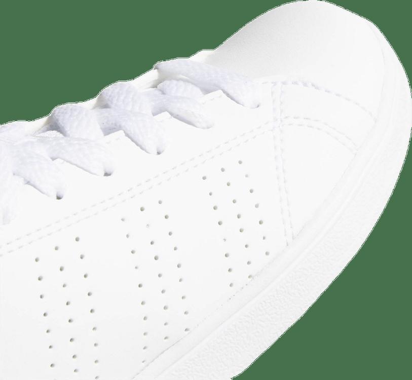 Advantage Clean Laces White/Green